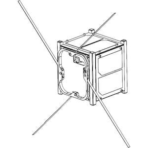 Humsat-D Nanosatellite