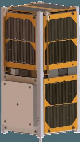 Lume-1 Nanosatellite