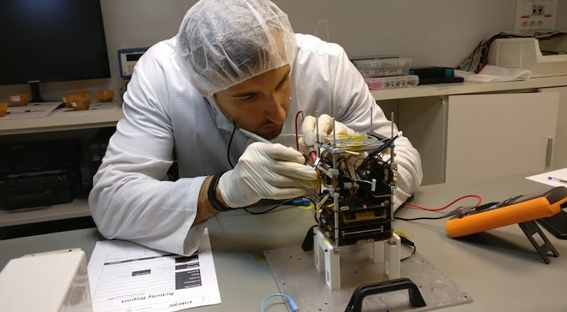 Nanosatellite Development