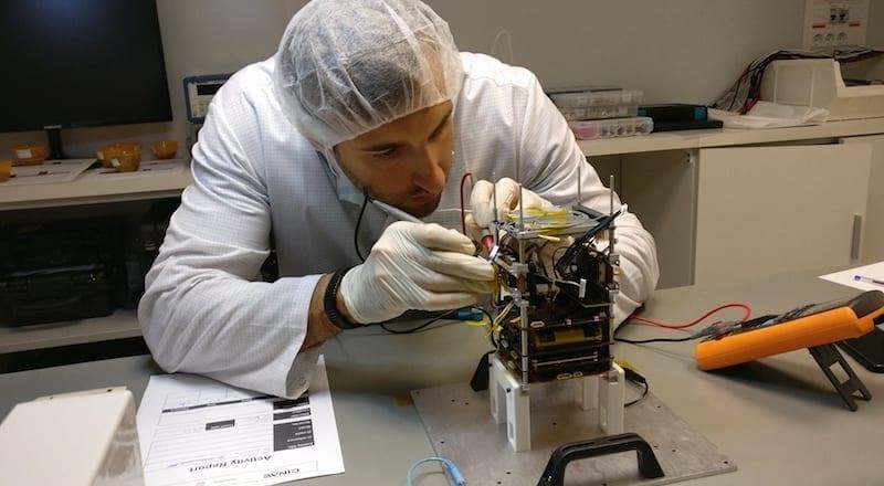 Nanosatellite Development