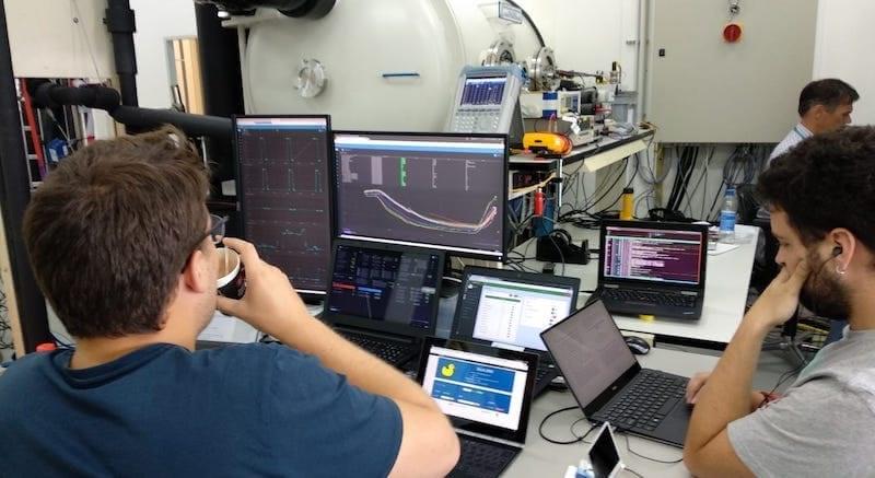 Nanosatellite Testing