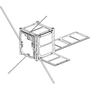 Xatcobeo Nanosatellite