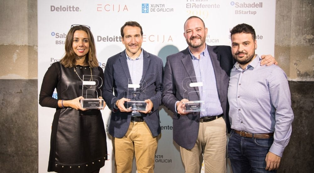 Alén Space, second most innovative start-up in Spain in 2019