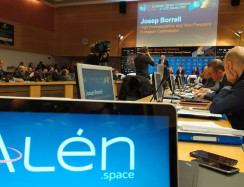 Alén Space attends the 12th European Space Conference in Brussels