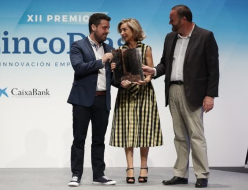 Alén Space receives the Cinco Días Innovation Awards in Madrid