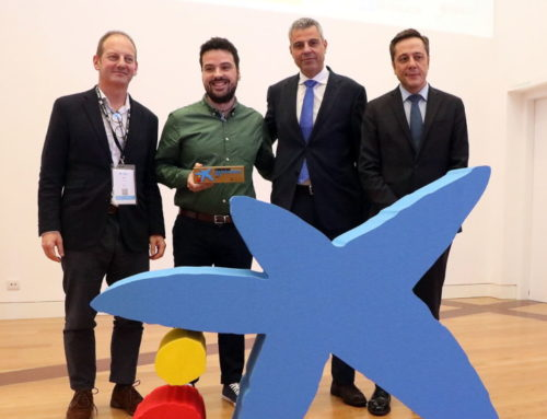 Alén Space, winner of the EmprendedorXXI awards in Galicia