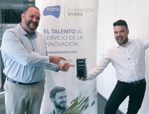 Alén Space participa en las finales de Premios Everis y South Summit