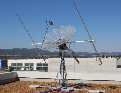 Deimos Engineering and Systems is already working with the ground station supplied by Alén Space