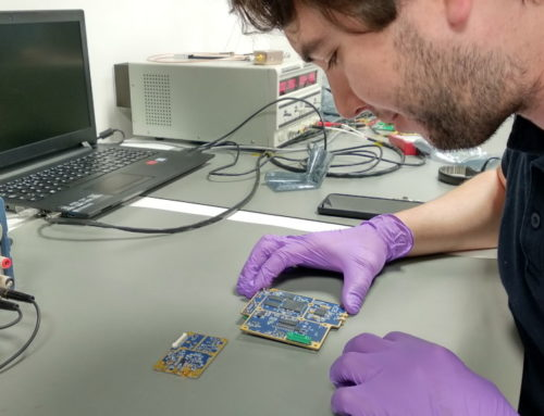 Sateliot is finalising with Alén Space the technology that will go on board its first nanosatellite