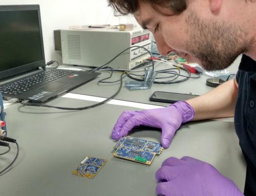 Sateliot ultima con Alén Space la tecnología que irá a bordo de su primer nanosatélite