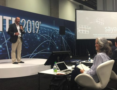 Alén Space takes part in Satellite 2019 in Washington, DC