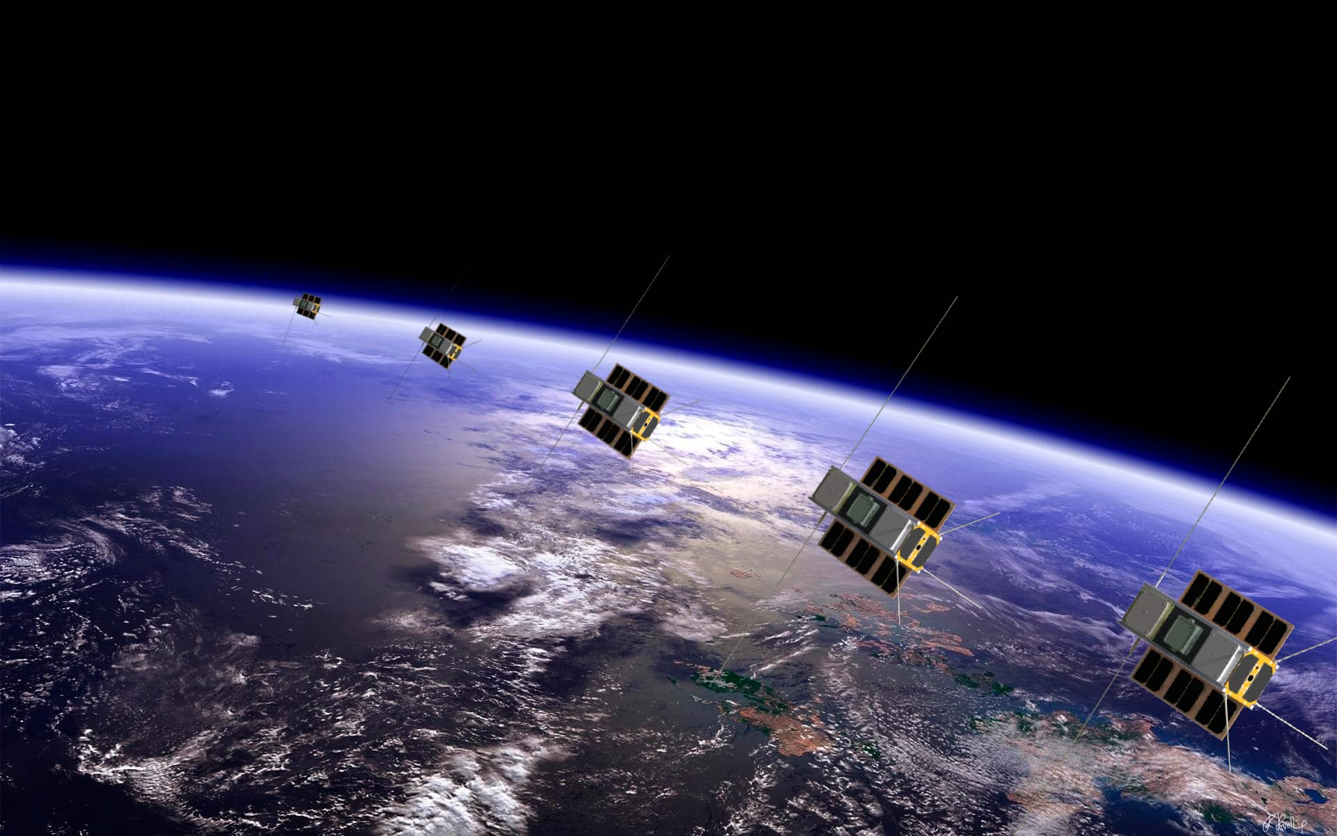 Small Satellite Constellation