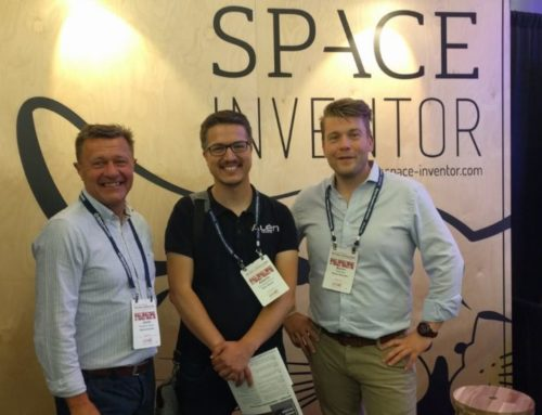 Alén Space takes part in the 33rd edition of the Small Satellite Conference in Utah