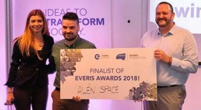 Everis Awards 2018