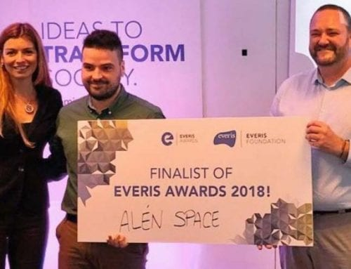 Pasamos a la final de los Premios Everis 2018