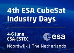 4th ESA CubeSat Industry Days