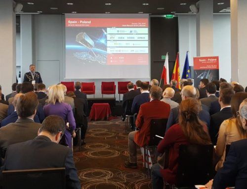 Alén Space in the Polish Spanish Space Day Conference