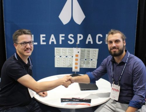 Leaf Space and Alén Space announce a Memorandum of Understanding