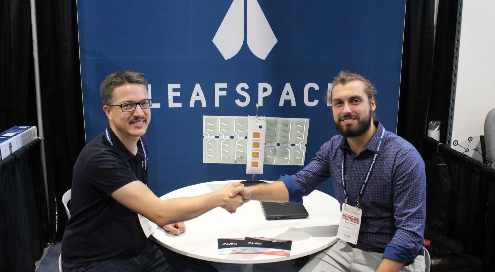 Alén Space and Leaf Space announce a Memorandum of Understanding (MoU)