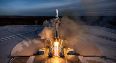 Lume-1 nanosatellite was launched on a Russian Soyuz rocket