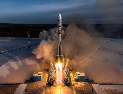 Lume-1 ya está en órbita para ayudar en la lucha contra los incendios forestales