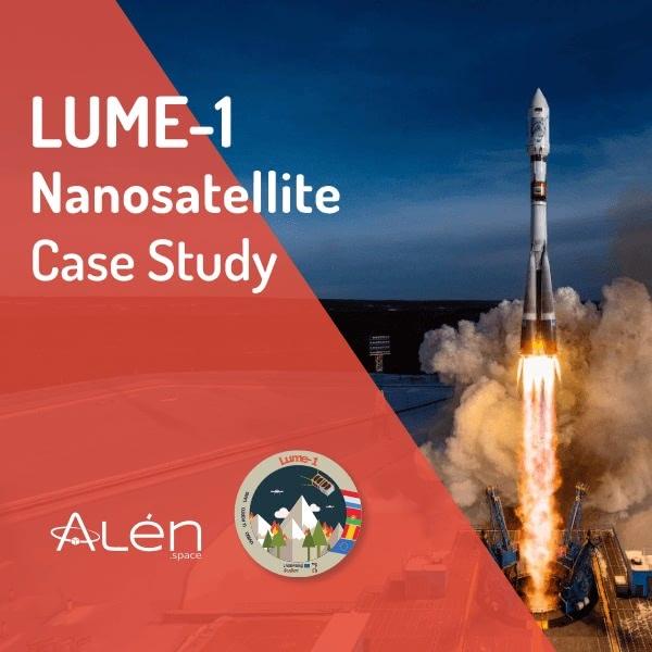 Case Study: Lume-1 Nanosatellite