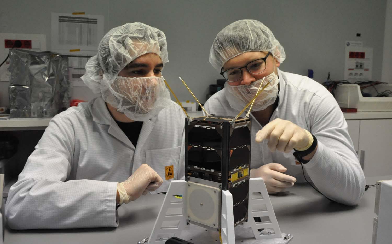 Nanosatellite Lume-1 2018
