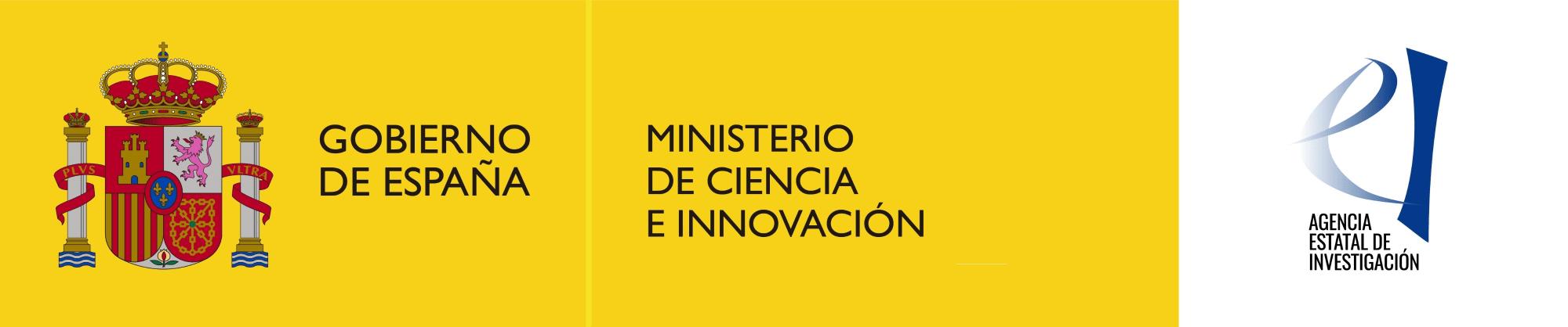 Ministerio de Ciencia e innovación +AEI