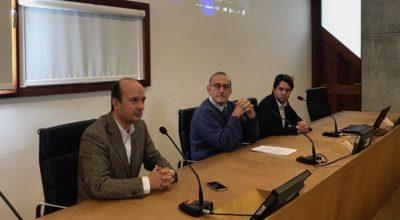 Presentación del congreso New Space España 2018