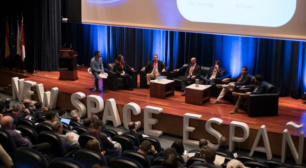 "The Spanish space sector analyses in Vigo the New Space ""revolution"""