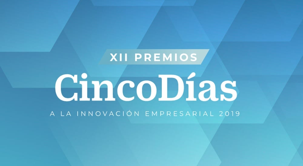 Alén Space, honored with the Cinco Días Business Innovation Awards