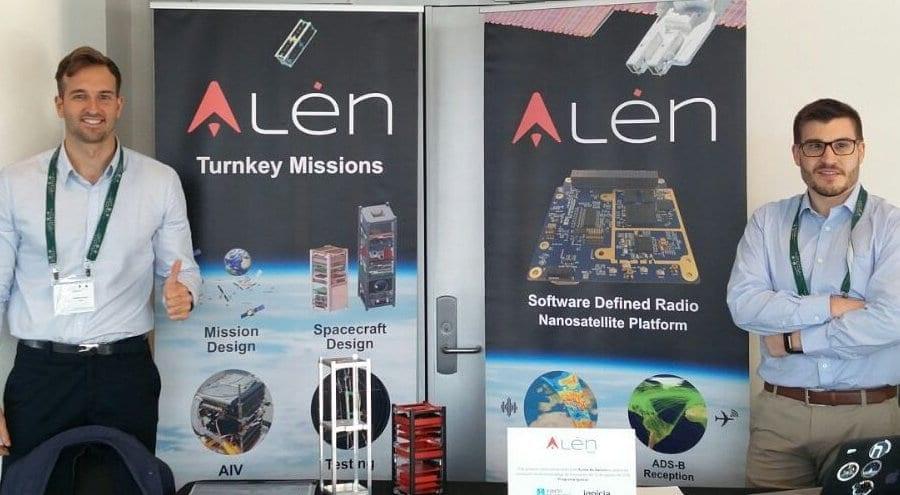 Presentamos Totem en el evento CubeSat Developers Workshop