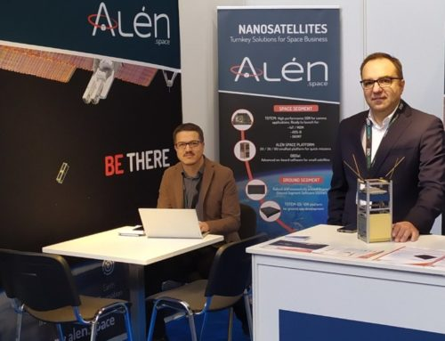 Alén Space participa en Bremen en Space Tech Expo Europe 2019